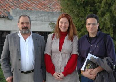 Juan Kresdez y Olalla García