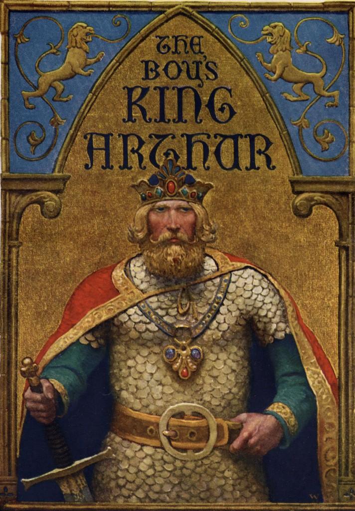 1º King_Arthur_-