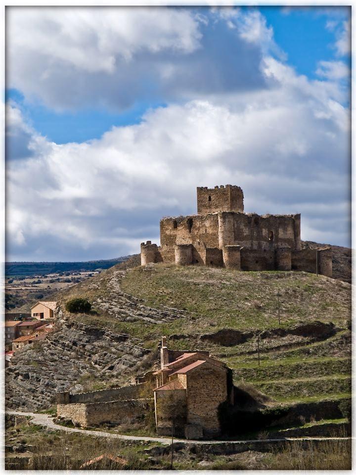 1º castilllo de Magaña, Soria s. xv