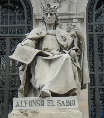 ALFONSO X EL SABIO 1