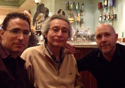 Miguel Cabrera y Félix Jiménez