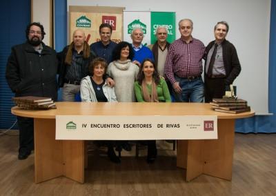 IV Encuentro Escritores de Rivas