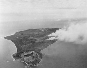 Pre-invasion_bombardment_of_Iwo_Jima
