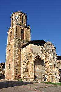 Ruinas de San Benito de Sahagún