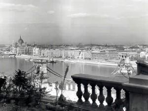 Budapest durante la IIGM