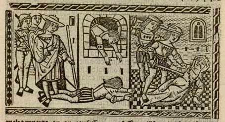 muerte de calisto y Celestina