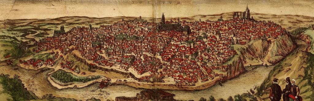 Toledo a comienzos del siglo XVII